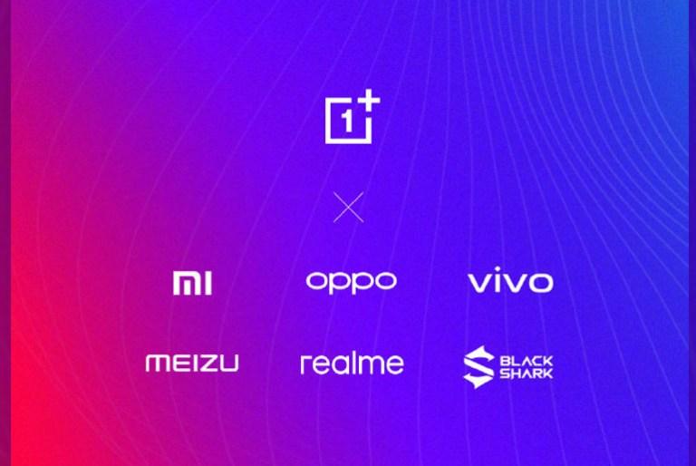 Realme, OnePlus, Black Shark, Meizu join OPPO, Vivo, Xiaomi file transfer alliance