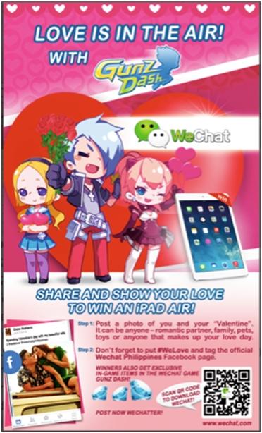 WeChat-Valentines