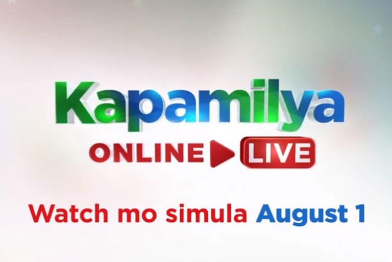 ABS-CBN Kapamilya Online Live