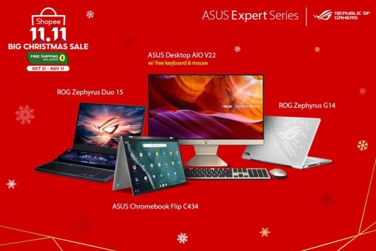 ASUS Shopee 11.11 Price List