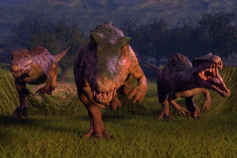 Camp Cretaceous Season 2, Netflix