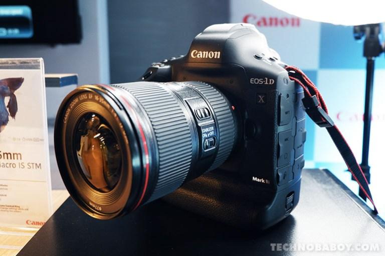 Canon EOS-1D X Mark III Philippines