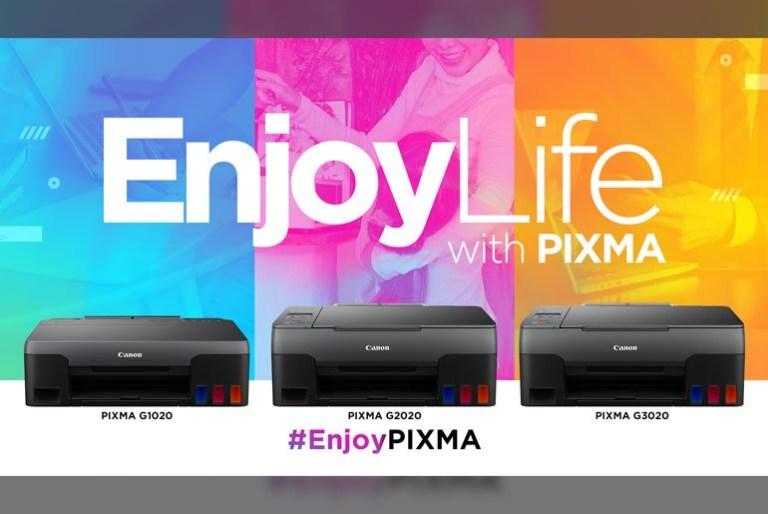 Canon Pixma G series printers Philippines