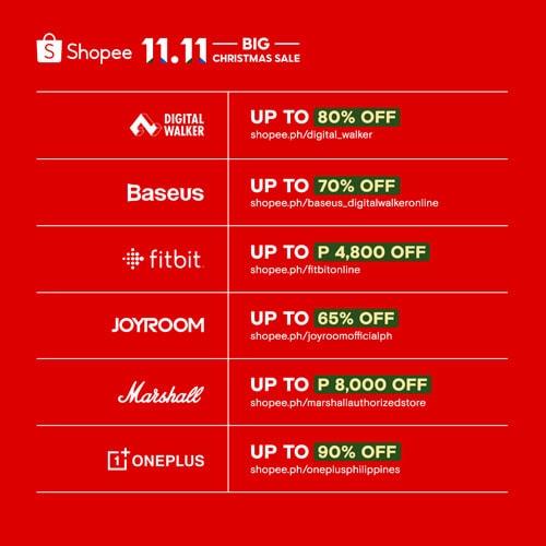 Digital Walker, Beyond the Box 11.11 Shopee Sale