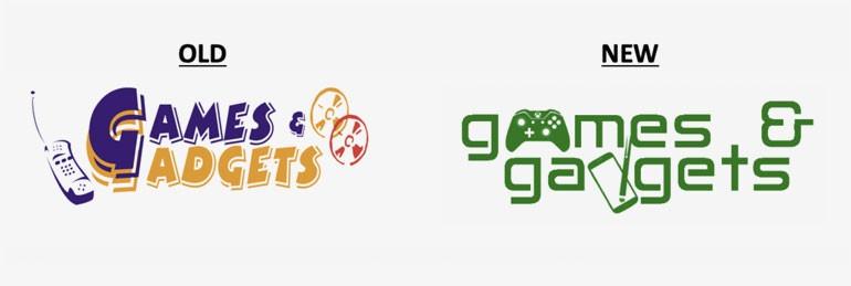 Games & Gadgets New Logo
