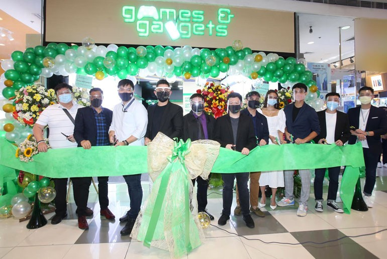Games & Gadgets SM Mall of Asia