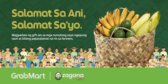 Grab Philippines Salamat sa Ani