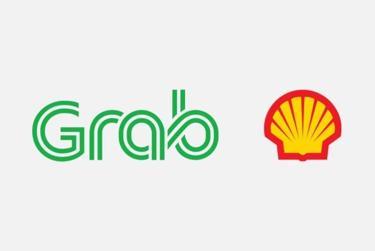 Grab, Shell Pilipinas