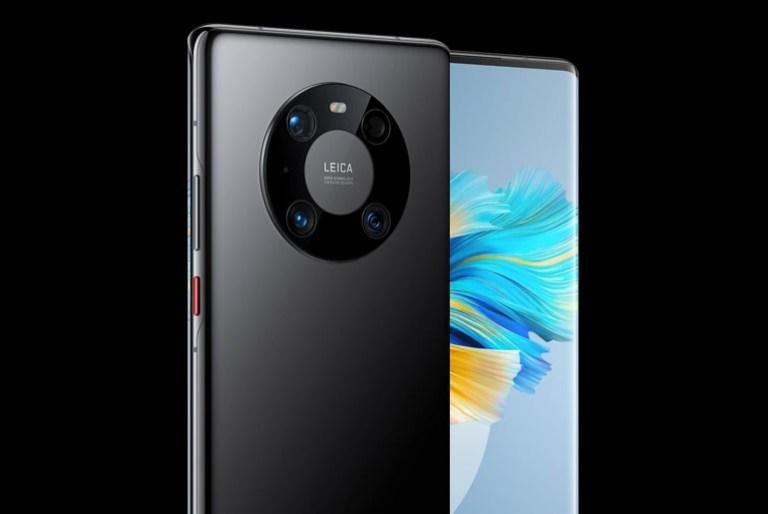 Huawei Mate 40 Pro 5G Smart Signature