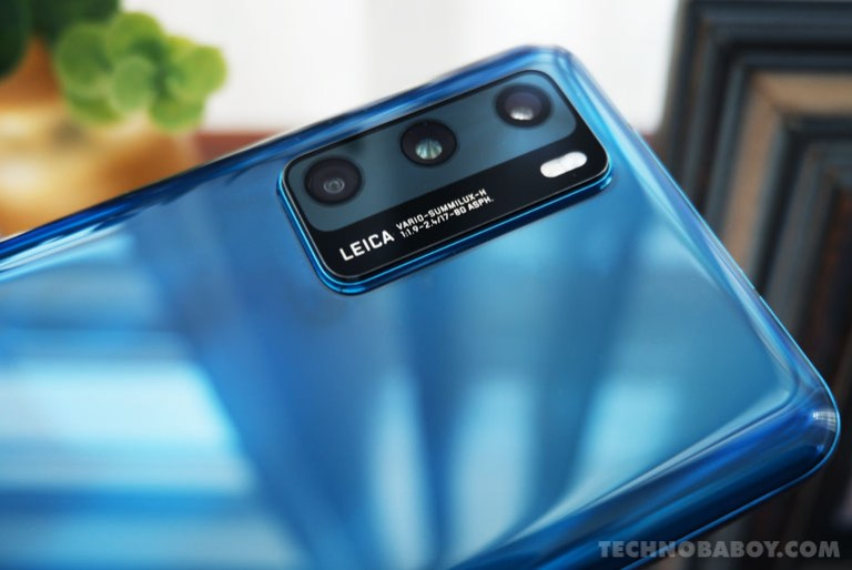 Huawei P40 Initial Hands-on Review
