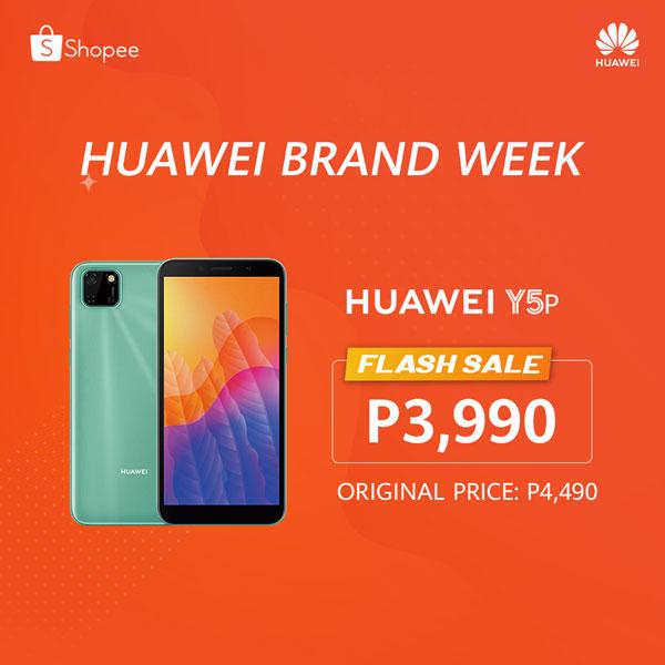 Huawei Brand Week Shopee