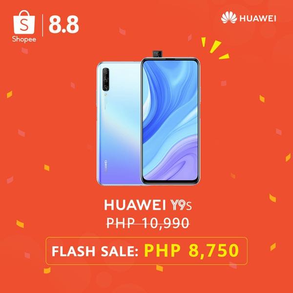 Huawei Shopee Brand Week Sale