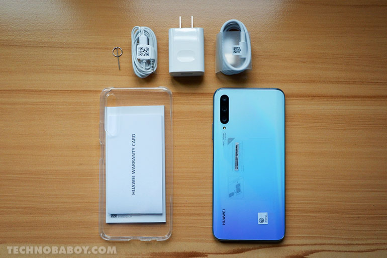 Huawei Y9S Unboxing and Initial Impressions