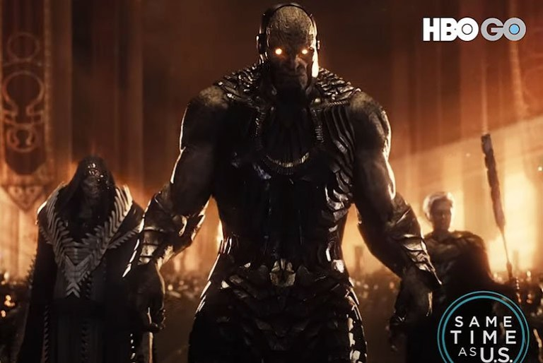 Zack Snyder's Justice League (Snyder Cut) on HBO GO