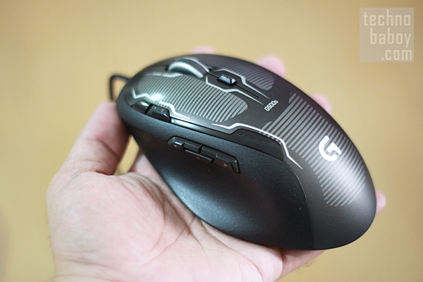 Logitech G500s Gaming Mouse 1