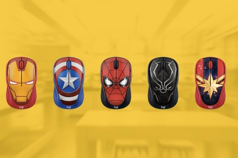 Logitech Superhero Challenge