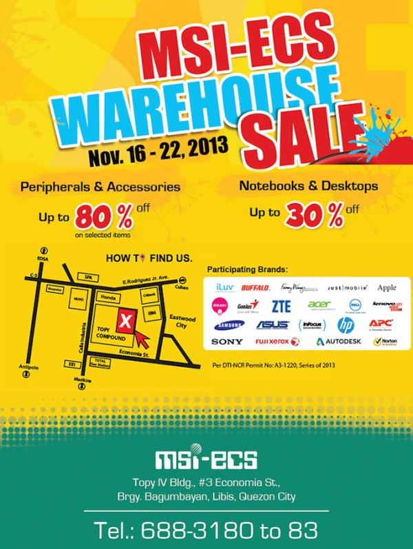 msi-ecs-warehouse-sale-2013