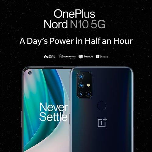 OnePlus N10 5G Digital Walker