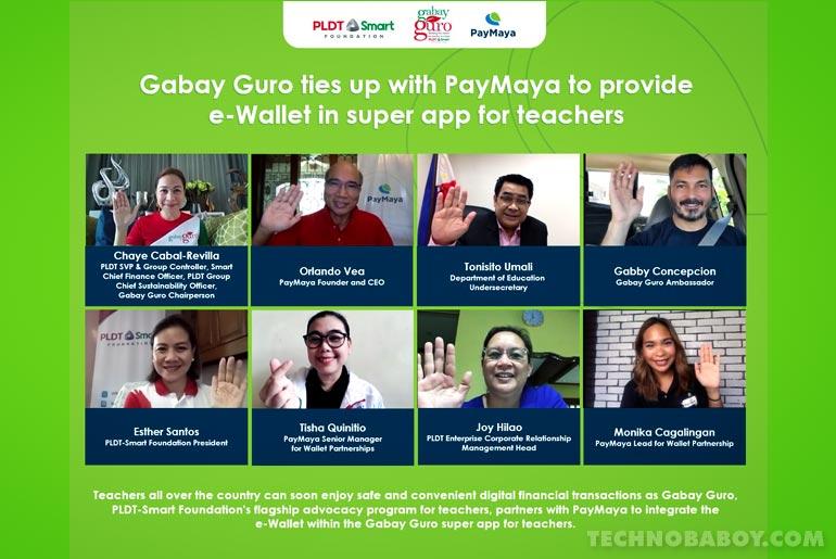 PayMaya Gabay Guro App