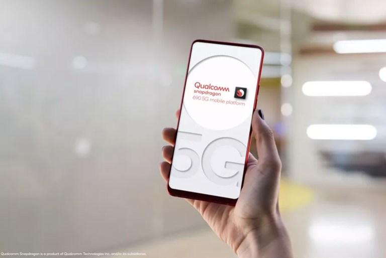 Qualcomm Snapdragon 690 processor
