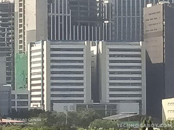 Realme 5i Review - Cameras
