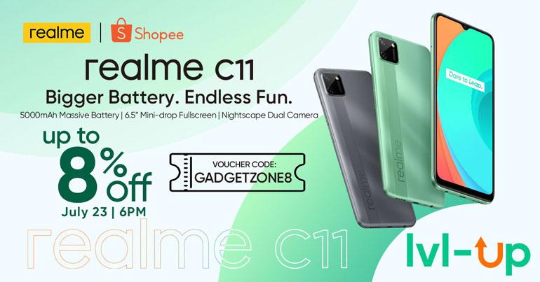realme C11 price specs Philippines