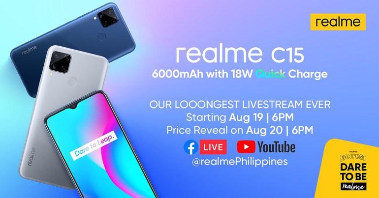 realme-c15-philippines launch