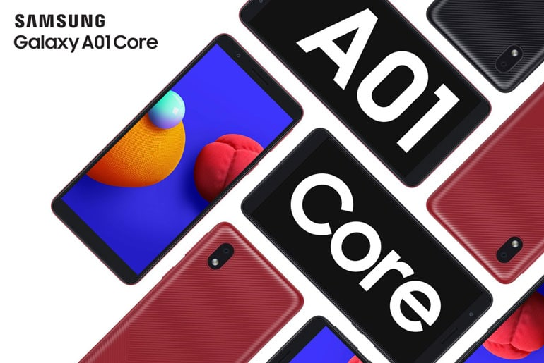 Samsung Galaxy A01 Core Price in the Philippines