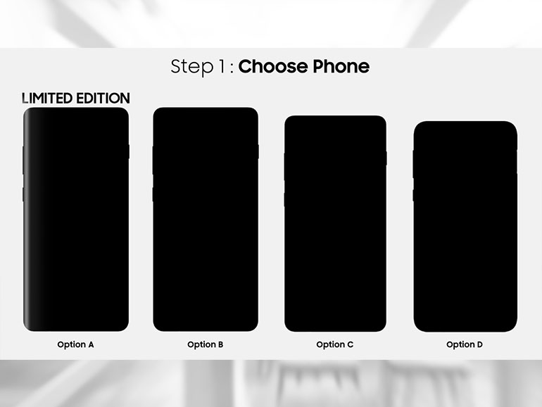Samsung S10 pre-order