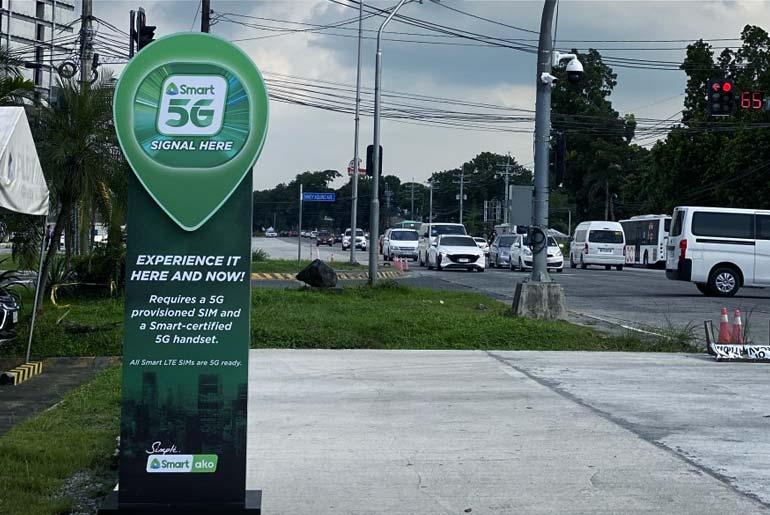 Smart 5G cities