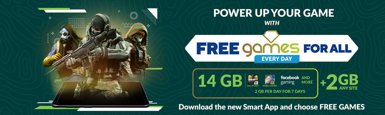 Smart Free Games for All Promo