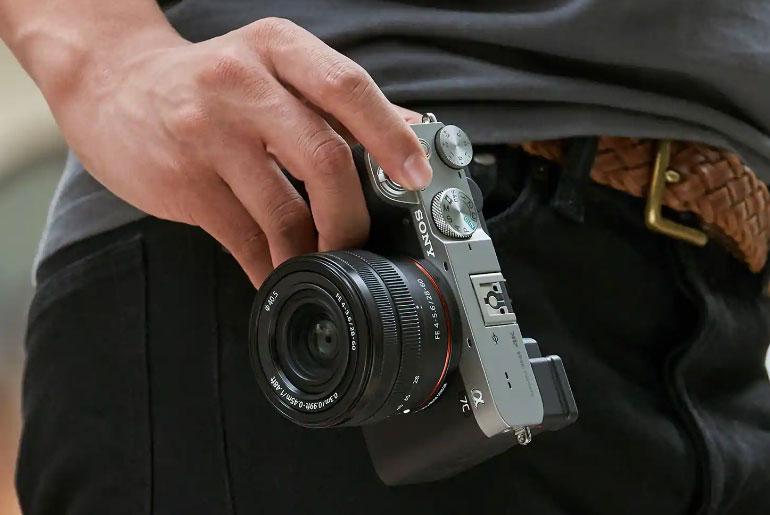 Sony Alpha 7C Full Frame Camera