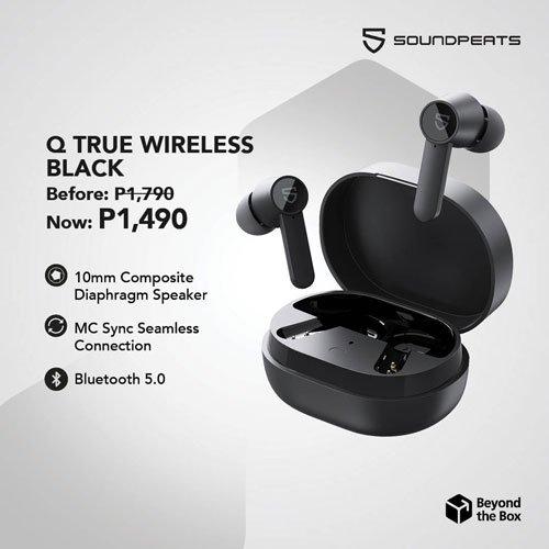 SoundPEATS Q True Wireless
