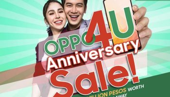 OPPO celebrates 4th year in the Philippines with OPPO4U promo