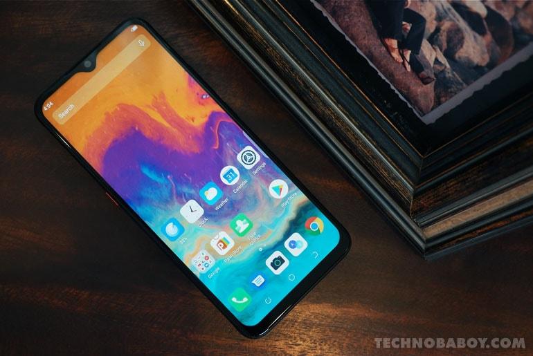 Tecno Mobile Pouvoir 4 review