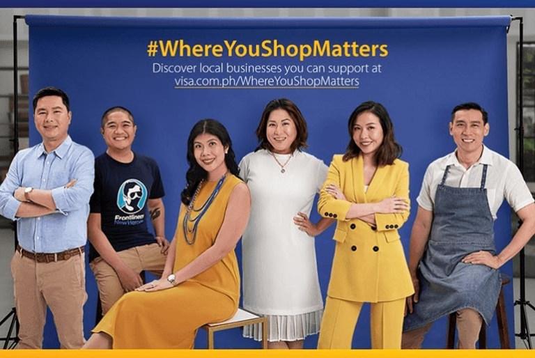 visa shopee #whereyoushopmatters