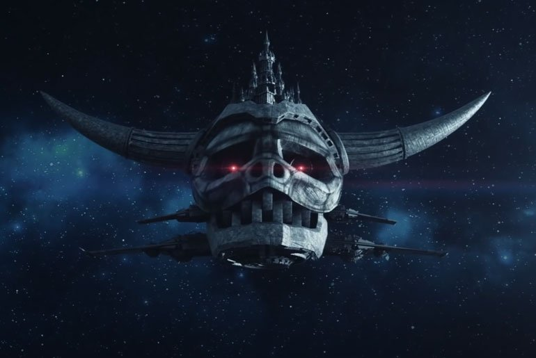 Voltes V Legacy Boazanian Skull Ship