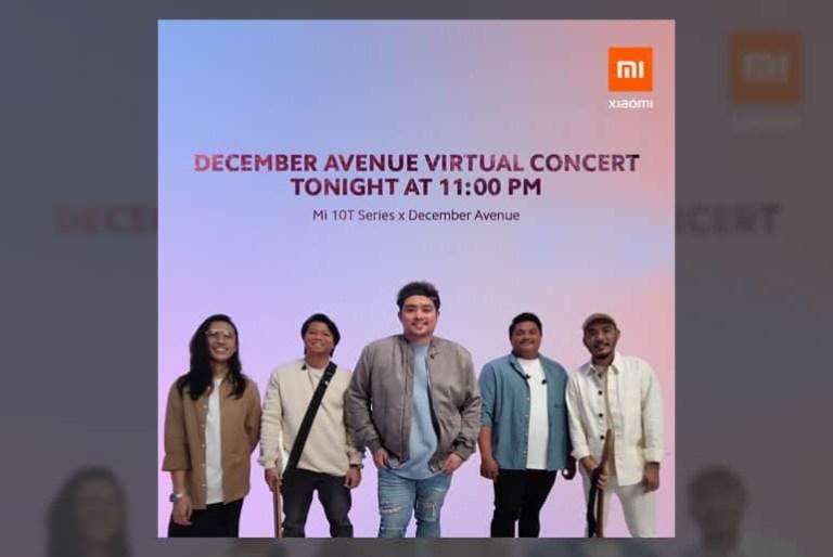Xiaomi December Avenue Concert