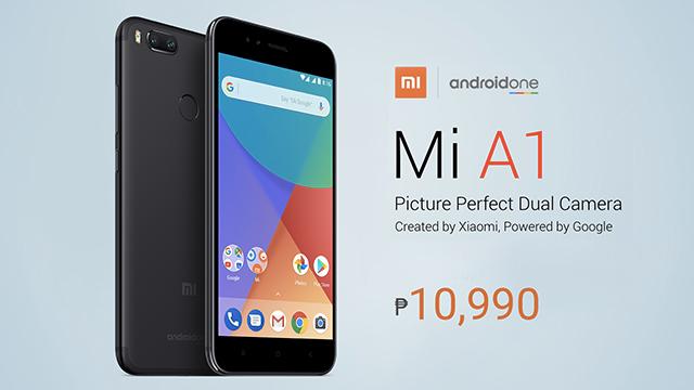 Xiaomi Mi A1 philippines price