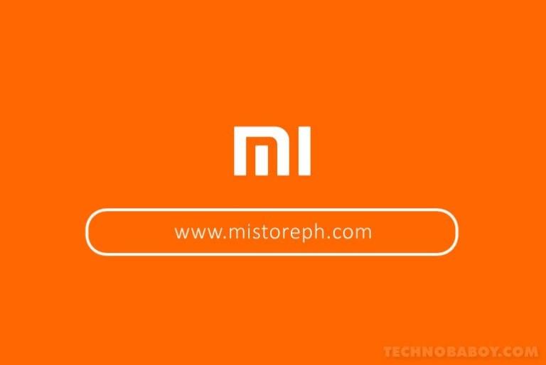 Xiaomi Mi Store Online mistoreph.com