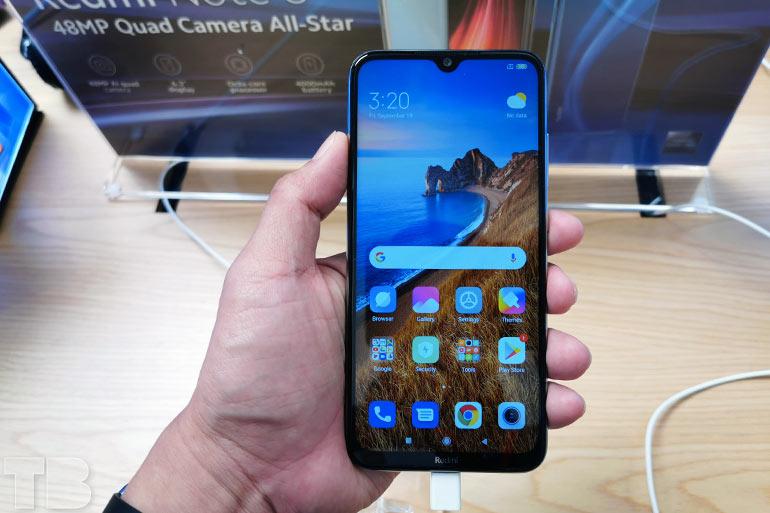 Xiaomi Redmi Note 8 Philippines