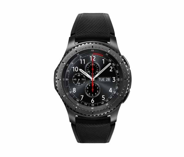 Samsung Gear S3 Frontier Smartwatch with Bluetooth Connectivity