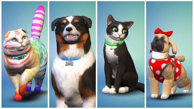 The Sims 5 Pet Expansion