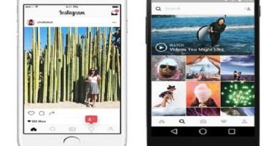 Instagram cambia logo e si rifà il look, Roma, 11 maggio 2016. ANSA/UFFICIO STAMPA INSTAGRAM ++ NO SALES, EDITORIAL USE ONLY ++