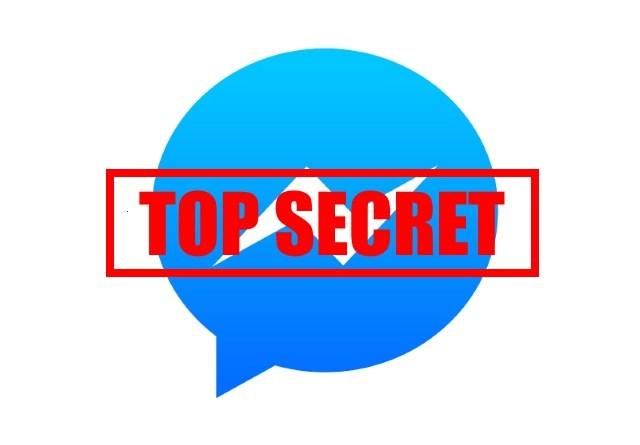 messenger e messaggi segreti