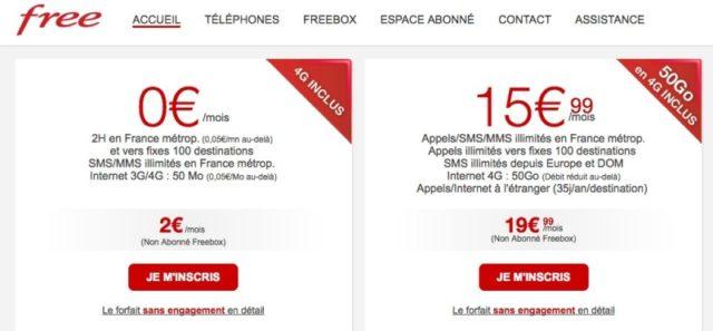 TechnoBlitz.it Free Mobile arriva in Italia, con tariffe invitanti