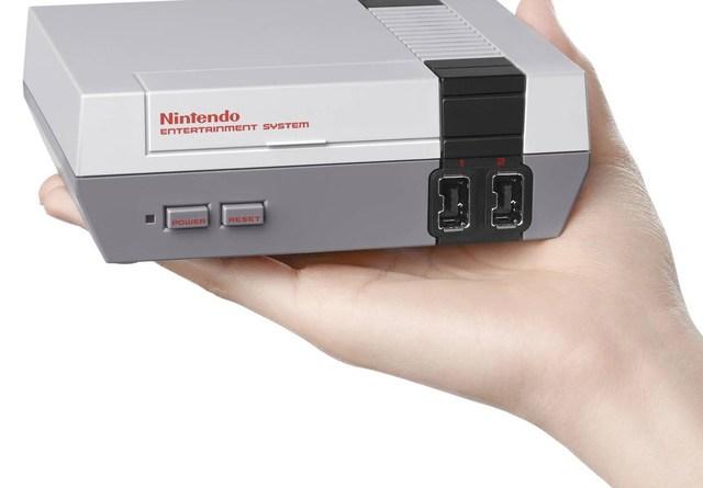 TechnoBlitz.it Nintendo Classic Mini: 30 giochi in un NES