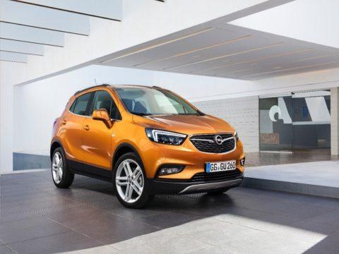 TechnoBlitz.it Opel Mokka X, completamente Connessa