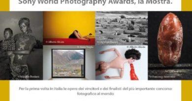 TechnoBlitz.it Sony World Photography Awards 2016