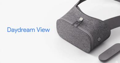 Headset VR Daydream Il nuovo visore in tessuto di Google